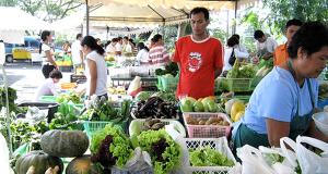 Ayala Alabang Saturday Market