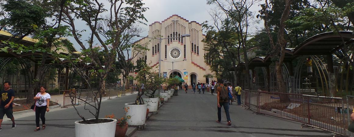 Baclaran-church