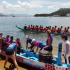 Fun at the races: the annual Dragonboat Race 2015 at Discovery Bay in Hong Kong