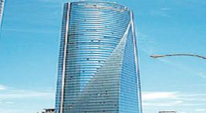 Madrid Skyskraper