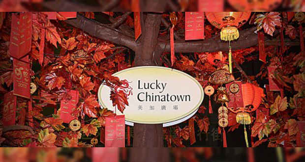 lucky china townn noble place